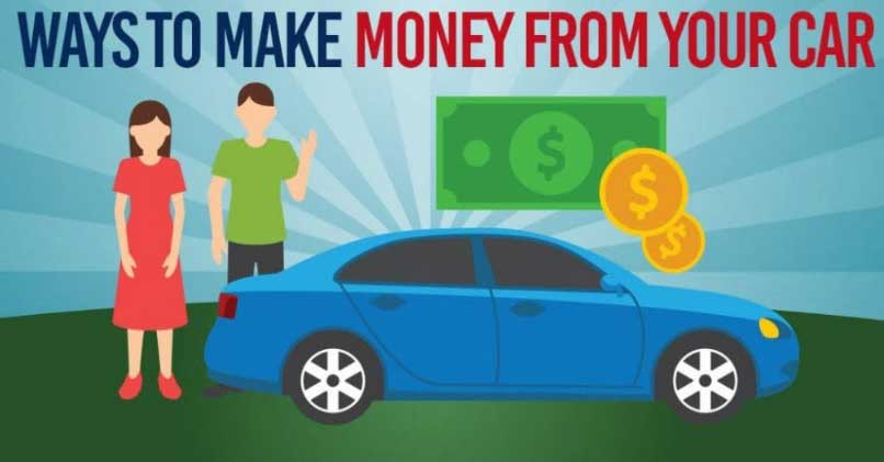 how to earn with car
