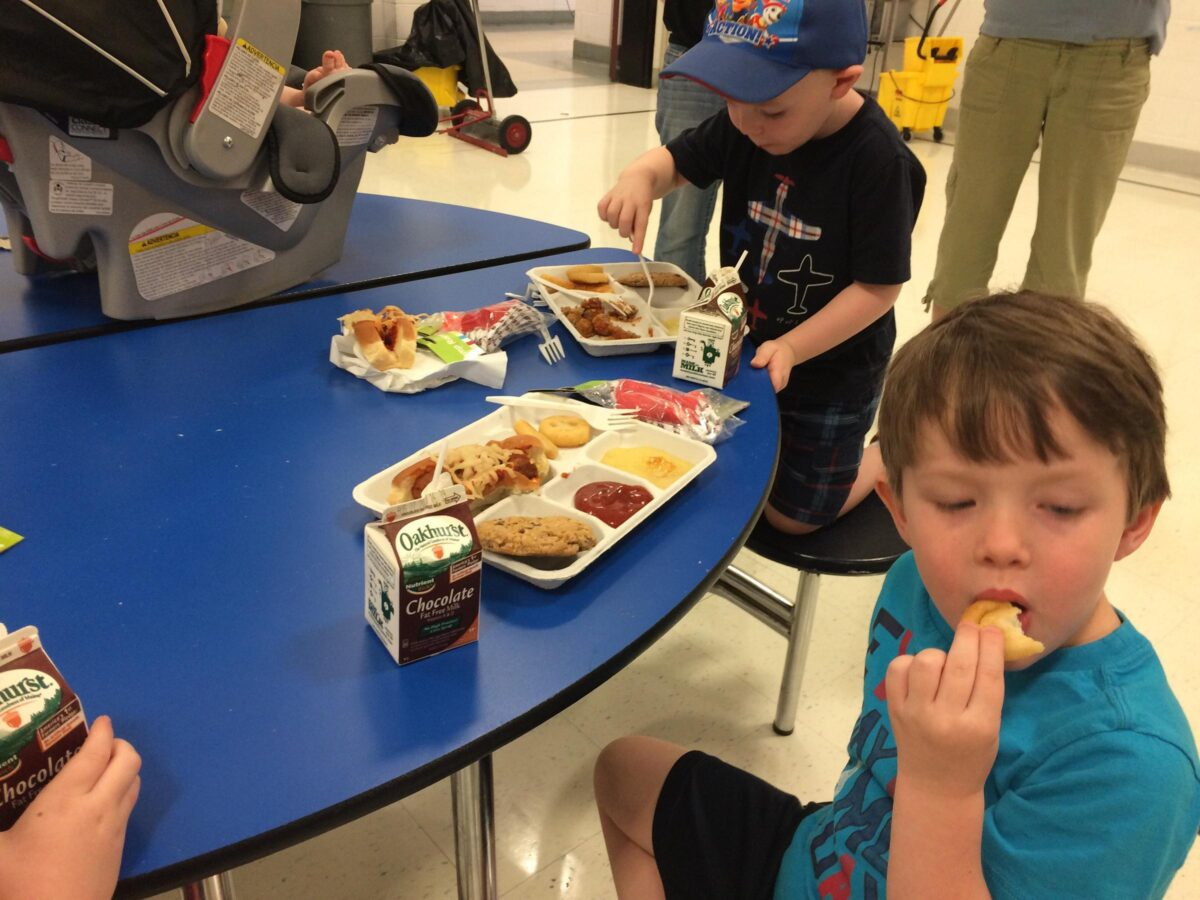 National Lunch Program
