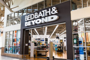Bath and Beyond works Donation